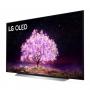 """LG OLED65C11LB TV 165,1 cm (65"""") 4K Ultra HD Smart TV Wi-Fi Nero, Grigio, MY2021  (OLED65C1) (OLED65C11LB)"""